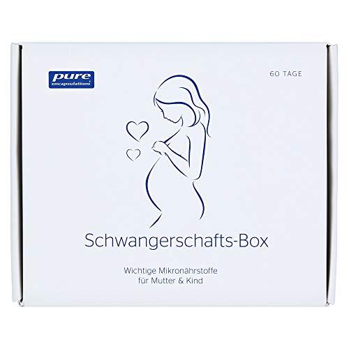 Pure Encapsulations Schwangerschafts-Box 2 x 60 Kapseln (60 Tage)