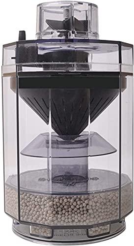 seeyoung Colector de succión de Taburete de Pescado Completamente automático, Aspirador de Taburete de Pescado, Aspirador de Taburete de Pescado con Bomba 3 en 1, Filtro de excremento de Pescado
