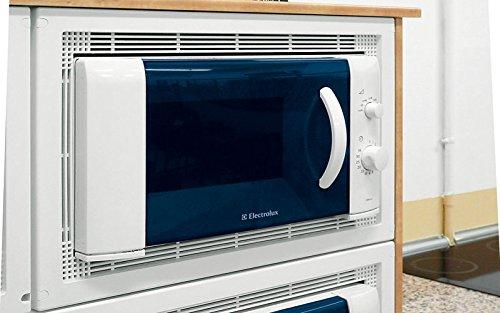 Electrolux–Kit empotrar para Micro ondas blanco–405501689
