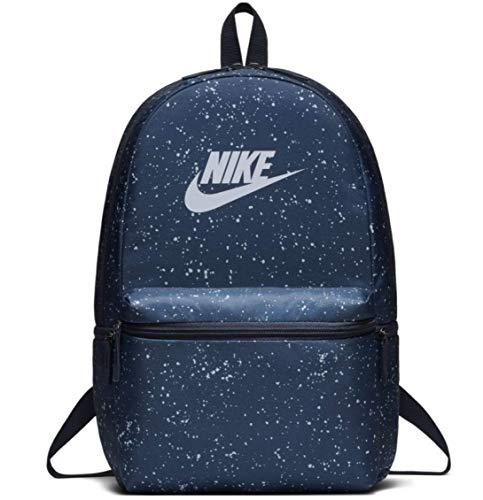 NIKE Heritage Backpack Thunder Blue with Laptop Sleeve