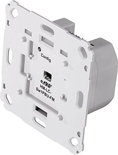 HomeMatic Funk-Schaltaktor 1-fach für Markenschalter, 103029