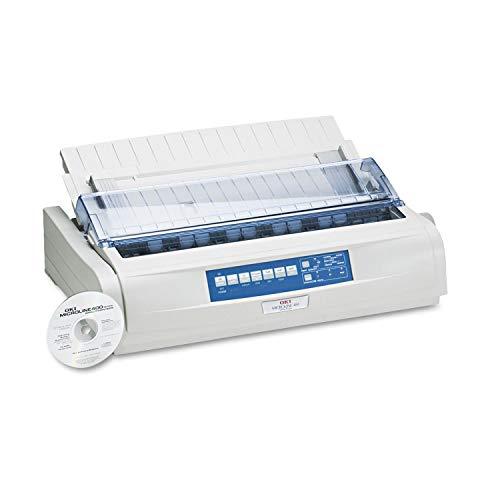 Best Deals! Oki MICROLINE 491 Dot Matrix Printer (62419001) (Renewed)