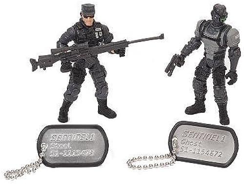 True Heroes Soldier 2-Pack- Steel Ghost by Toys R Us
