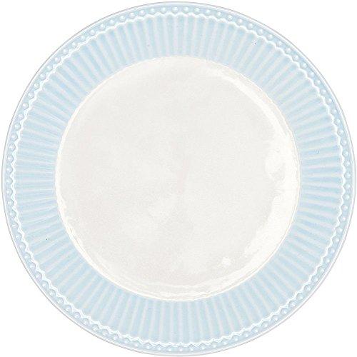 Greengate STWPLAAALI2906 Alice Teller pale blue 22 cm ( 1 Stück )