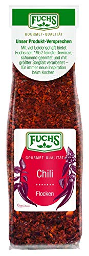 Fuchs Chilli Flocken, 2er Pack (2 x 60 g)
