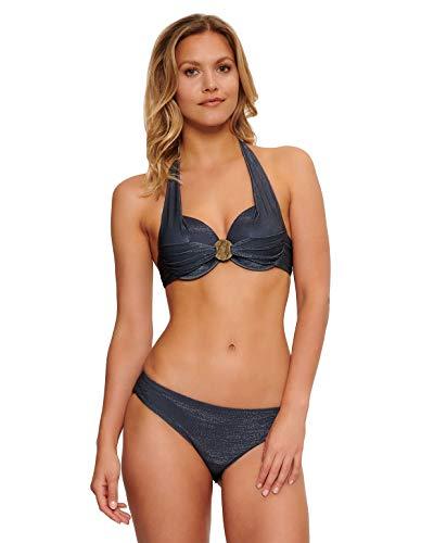 LingaDore 5112-223 Women's Lalia Midnight Blue Bikini Set 38 - B Cup
