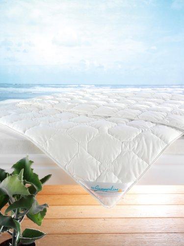 f.a.n. Wash Cotton - Sommer Bettdecke, 135x200 cm