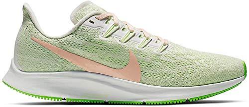Nike Air Max Pegasus 36 Scarpe da Corsa Donna Phantom/Bio Beige/Barely Volt 7