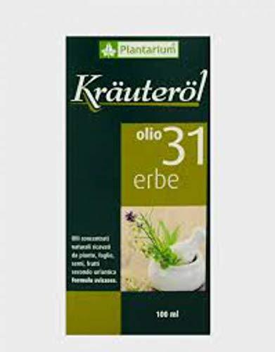 Krauterol Olio 31 Plantarium 100 Milliliter