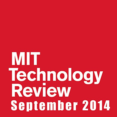 Audible Technology Review, August 2014 audiobook cover art