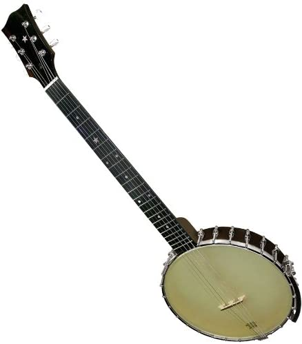 Gold Tone BT-2000 Banjitar Banjo Ebony SixString Max 55% OFF Max 77% OFF