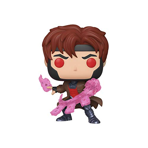 Pop! Marvel: X-Men Classic– Gambit w/ Cards