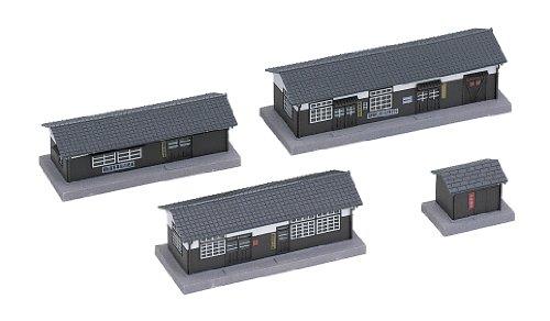 KATO Nゲージ 構内建物セット 23-226 鉄道模型用品…