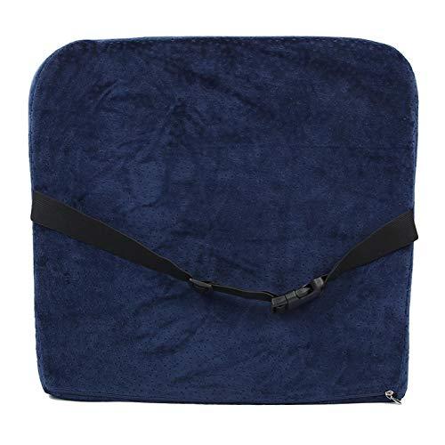 Uxsiya Cómoda Almohada de Apoyo para la Cintura Cómoda Almohada para la Espalda para la Forma del Cuerpo para Proteger la Cintura