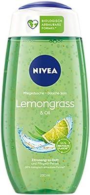 NIVEA Pflegedusche Lemongrass &