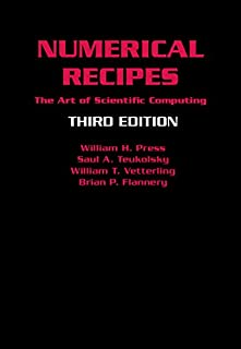 Numerical Recipes 3rd Edition: The Art of Scientific Computing (0521880688) | Amazon price tracker / tracking, Amazon price history charts, Amazon price watches, Amazon price drop alerts