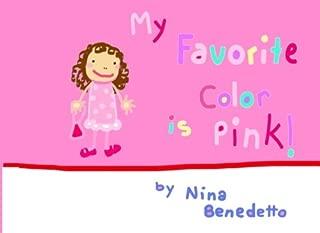 favorite color pink