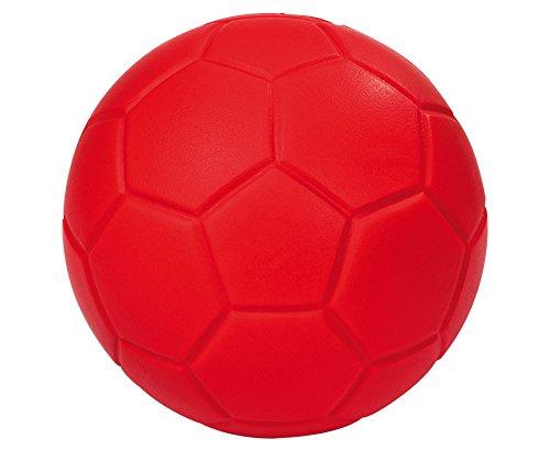 Betzold Sport Soft-Fußball Mini, für Indoor und Outdoor, Schaumstoff - Kinder Kinderball Kindersoftball Softball Kinderspielball Bälle Kleinkinder Spielen Soft weich leicht