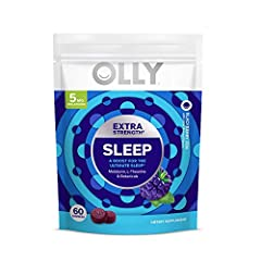 THE PRODUCT: Extra Strength Sleep delivers an effective blend of active ingredients: a generous 5mg of Melatonin to promote restful sleep, paired with L-Theanine and botanicals to help calm, sooth and relax. Just what you need for safe, non-habit-for...