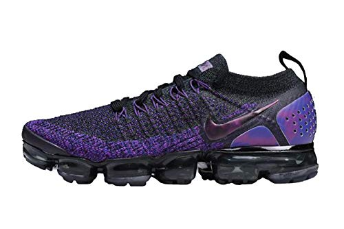 Nike Air Vapormax Flyknit 2 Mens 942842-013 Size 10.5, Black