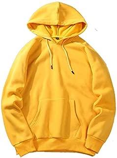 SV Funky Hoodie Plain:Yellow