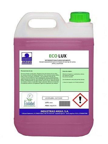 Detergente Arguigreen Ecolux