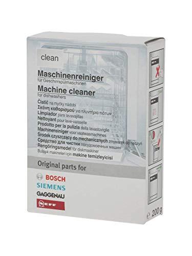 Bosch 00311580 Limpiador para lavavajillas