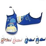 LYworld Niños Niña Zapatos de Agua Descalzo Barefoot Respirable Zapatos de Playa Aire Libre Calcetines de Natación Piscina Surf Yoga Zapatos de niño natación Niños