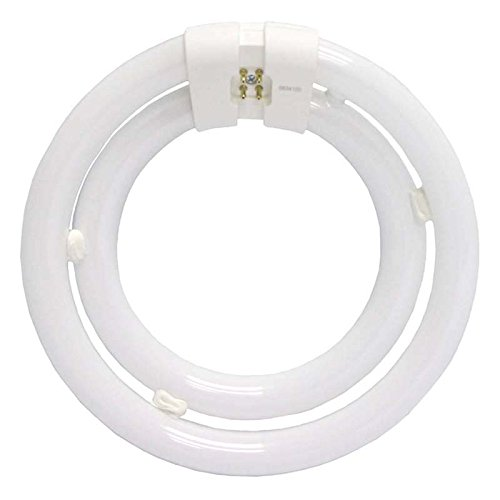 TCP 150W Equivalent, CFL T6 Double Circle Lamp, Non-dimmable, Soft White