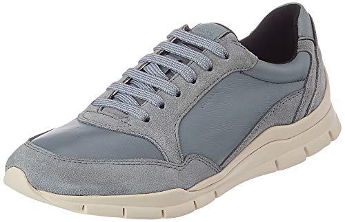 Geox Damen D Sukie A Sneaker, Lt Avio, 37 EU