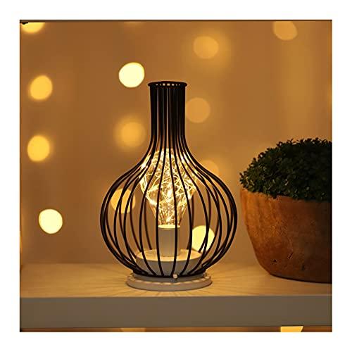Farol decorativo con LED Cordero sueño noche luz durable interesante para dormitorio Caffee Shop