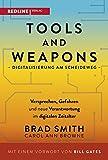 Tools and Weapons ? Digitalisierung am Scheideweg: Versprechen, Gefahren und neue Verantwortung im digitalen Zeitalter - Brad Smith
