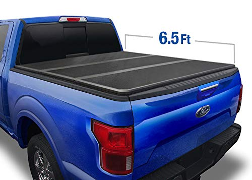 Tyger Auto T5 Alloy Hardtop Truck Bed Tonneau Cover for 2009-2014 Ford F-150 Styleside 6.5' Bed TG-BC5F1020