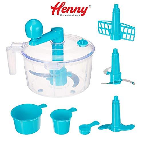 Henny Dough/Atta Maker Must for Every Kitchen (Multicolor) (Atta Maker)