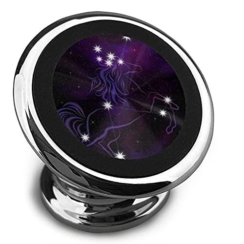 The Unicorn (Monoceros) Soporte magnético para teléfono móvil Mountcar soporte universal para salpicadero de coche para la mayoría de smartphones