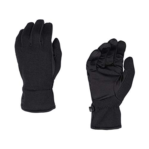 Spyder Herren Bandit Stryke Handschuhe, Black, S