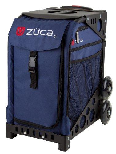Zuca Sport Insert Bag Midnight Navy (Black Frame)