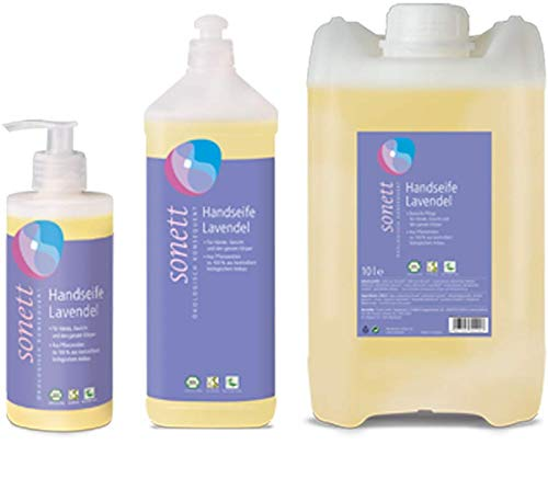 Sonett Bio Handseife Lavendel (1 x 1000 ml)