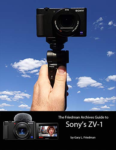 The Friedman Archives Guide to Sony's ZV-1