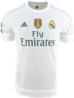 4943e741fcd adidas FC Real Madrid Domicile 2015 2016-shirt avec l insigne de Champion