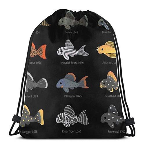 XCNGG Wolf Howling Watercolor Waterproof Foldable Sport Sackpack Gym Bag Sack Drawstring Backpack