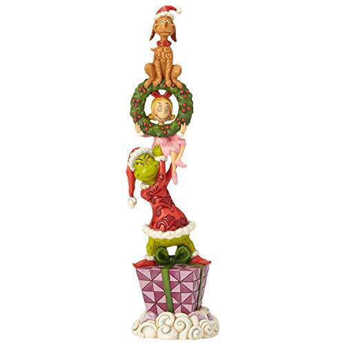 Grinch Figur, Mehrfarbig, 34 cm