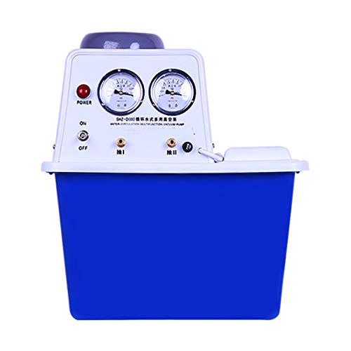 Fayelong Neu 180W SHZ-D(III) Vakuum Pumpe Umwälz Wasser Pumpe Luft Pumpe Labor Destille Filter Pumpe (Edelstahl)