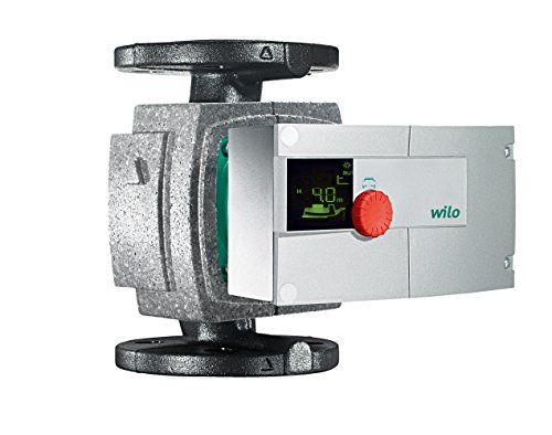 Wilo Stratos–Pumpe Stratos 40/1–8monofasico 230V Anschluss embridada