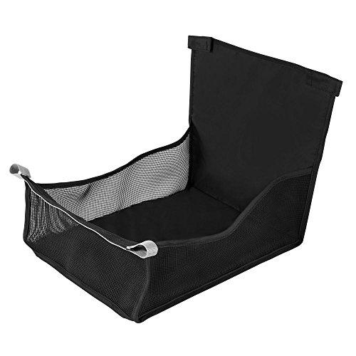 Maclaren PM1Y190012 Cesta de compras Globetrotter, una cesta reemplazable que se ajusta de forma segura en la base de los buggies Globetrotter, Negro