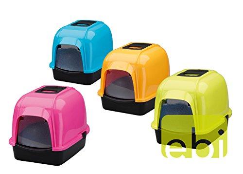 Katzentoilette ECLIPSE 60 - splash color - 38 x 56 x 40cm #441-410288