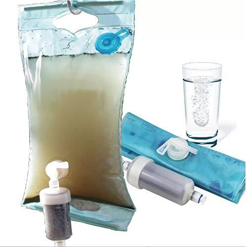 Depuradora de Agua de Emergencia portátil