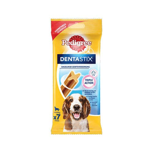 PEDIGREE DentaStix Medium - 180 g - 7 Sticks