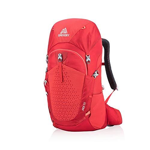 Gregory W Jade 33 Rot, Damen Alpin- und Trekkingrucksack, Größe Small/Medium - Farbe Poppy Red