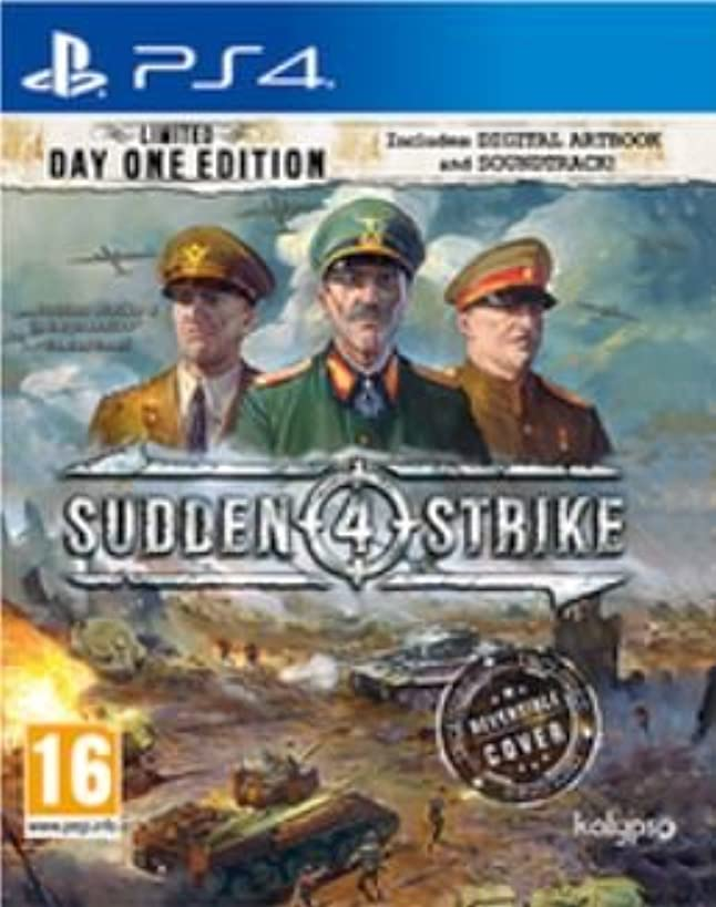Sudden Strike 4 - Day One Edition (PS4) (UK IMPORT)